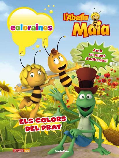 L'Abella Maia. Els colors del prat   Grup62